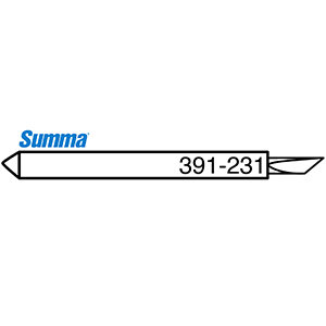 Original Summa Flockmesser 60°